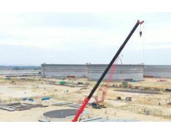 中石油广东石化<em>炼化一体化项目</em>抢建设进度抓质量安全