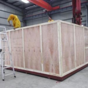木箱+铁皮+真空+出口免检:专业设备包装一站式服务商