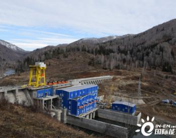 中企承建东哈州图尔古松水电站项目正式复工