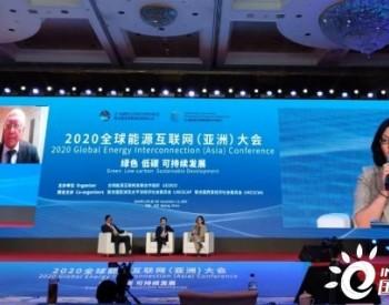 英利集团应邀出席全球能源互联网大会