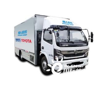 丰田和雪人股份合作 向中国商用车厂商提供<em>氢燃料电池组件</em>