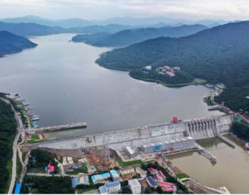 哈电集团研制的丰满重建工程6台机组均实现全负荷稳定运行