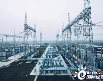 陕北电网750千伏朔方变接入系统相关输变电工程投产