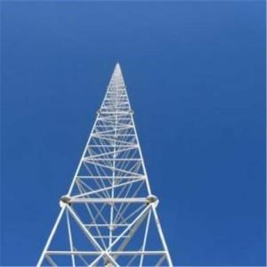 避雷塔 40米四角塔镀锌角钢避雷塔厂家批发