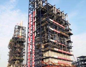 首创!全国首台整体模块化建设的乙烯裂解炉在古雷现场成功安装!