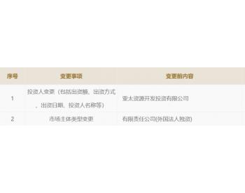<em>无锡尚德</em>股权架构生变被淄博国资入股 巨额投资项目浮现