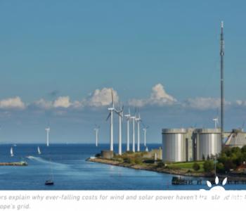 可再生电力成本大幅下降,为何欧洲<em>电力批发市场</em>价格反而有所上升?