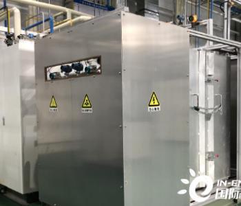低碳院自主研发国内首套20kW级IGFC系统试车成功