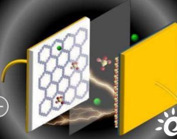 KAUST开发多孔有机材料 可显著提升超级电容器储能