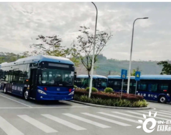 50台<em>氢能公交车</em>将在山东青岛西海岸新区上路