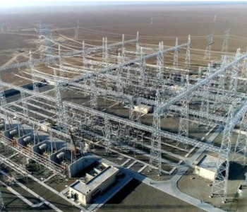 新疆木垒750千伏输变电工程投运 促进<em>新能源消纳</em>