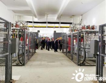 中国能建江苏电建三公司承建徐钢集团220千伏变电站项目投运