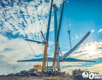 湖南首家示范风电场传捷报 仰天湖二期50兆瓦风电项目全面并网发电