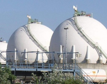 一期總投資52億元 江蘇省液化天然氣儲運調峰工程開工