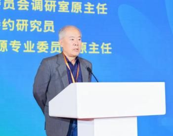 徐晓东:天然气在未来能源格局中应发挥更大作