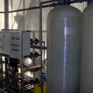 双级反渗透超纯水电子厂用纯净水处理设备