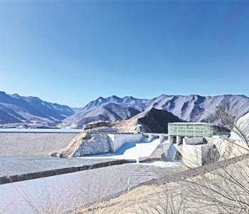 世界总装机容量最大<em>抽水蓄能电站</em>蓄水