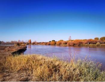 甘肃石羊河全国示范河湖建设通过<em>水利部</em>验收