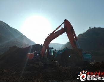 甘肃倥侗生活垃圾焚烧及餐厨垃圾处理项目加速建设