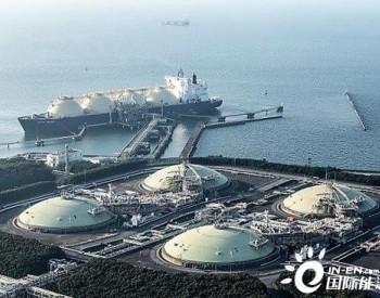 日本10月份<em>液化天然气</em>现货价格继续回升