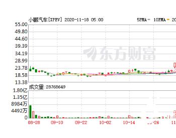 小鹏汽车Q3财报发布:首度实现毛利转正 交付量大增266%