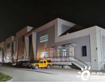 中国能建天津院设计天津国家会展中心220千伏变电