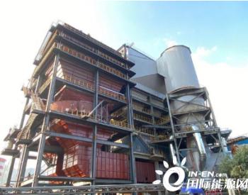 中冶京诚承建烧结机烟气脱硫脱硝系统正式全面投产