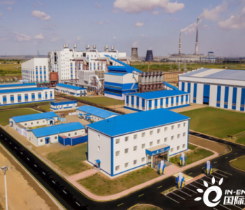 中企承建哈萨克斯坦<em>YDD硅铁矿热电炉项目</em>竣工投产