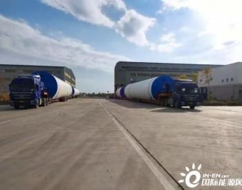100MW,三峡新疆布尔津城西一期、二期风电项目供货圆满完成