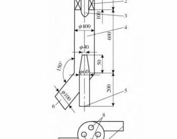 旋流导叶式生物质热解反应器内气固两相涡旋流动特性