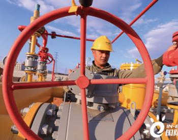 江西省吉安市泰和县西气东输天然气储备站项目主体工程完工