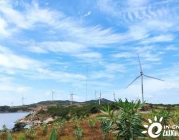 首台风机成功并网<em>发电</em>!福建赤礁龙潭项目迎来工程新节点!