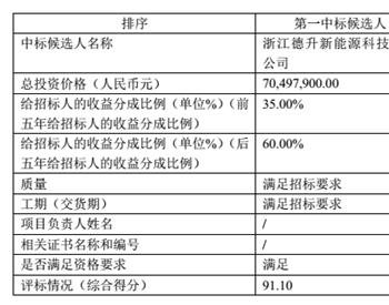 招标|广东粤电靖海<em>发电</em>有限公司3#、4#机组储能调频项目招标