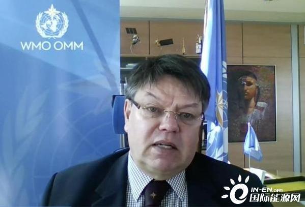 世界气象组织秘书长:中国已成为全球可再生能源投资领军者