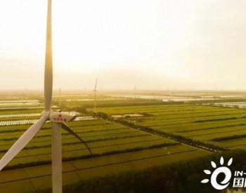 大唐苏电新能源公司风电场站日发电量创历史新高!