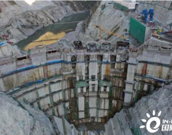 国内百万千瓦级EPC水电站初遇智能建造,创下多个