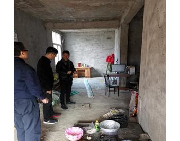 四川喜德县获农村沼气设施安全处置指导