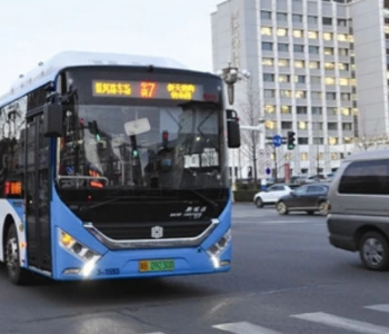 河北唐山新能源公交车和清洁能源公交车占比达到100%