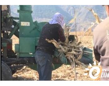 山西五台县农业产业加强秸秆综合利用 实现环境和增收双赢!