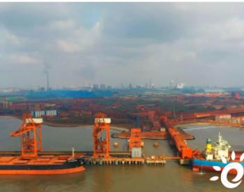 """曹妃甸矿石码头:渤海经济圈的""""钻石级""""港口"""