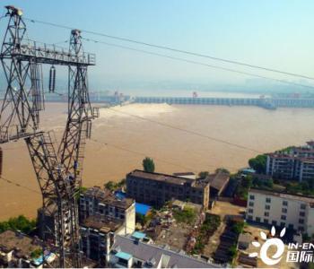 葛洲坝电厂40年累计发电5800多亿度