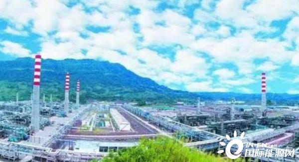 中国石化普光气田正式投运二氧化碳驱国家先导实验