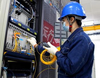 新疆首个城市220千伏<em>电力</em>通信网实现毫秒级自愈