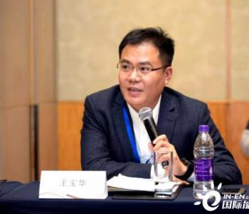 东旭蓝天王宝华:能源变革的长远追求是社会利益最大化