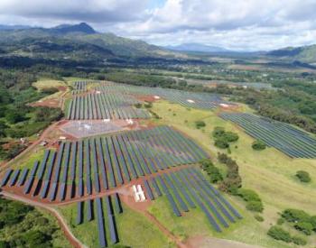 <em>太阳能</em>+储能项目可有效取代天然气发电<em>厂</em>并促进零碳排放