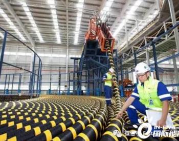 LS电缆持续供货台湾海上风电项目海底电缆
