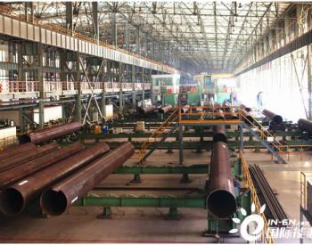 陕西宝鸡钢管全力保供尼日利亚AKK项目318公里天然