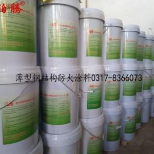 河南薄型钢结构防火涂料产品组成成分