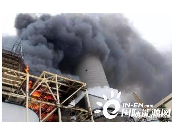 脱硫塔失火事故的原因及防火注意事项
