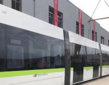 全球首列機場捷運<em>儲能</em>式有軌電車運抵云南昆明長水機場